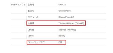 テラステーション NAS TS-HTGL HDD交換 入替 容量 4TB 外付 HDDドライブ USB FAT32