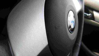 BMW ステアリング