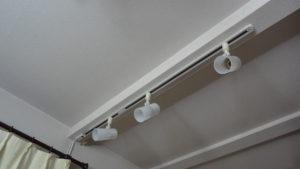 ダクトレール照明