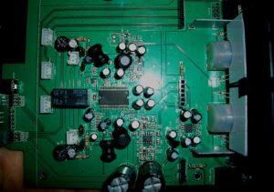鎌ベイ SDAR-2100 アンプ 部品 オーディオ用 交換