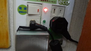 ソーラパネル 増設 移設 インバーター2台スイッチ