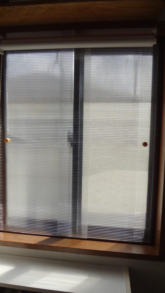 二重窓 腰窓