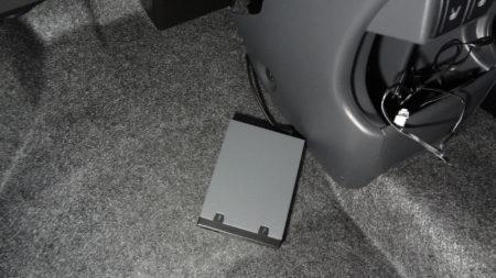 ハスラー MR41S ドライブレコーダー 駐車監視バッテリー
