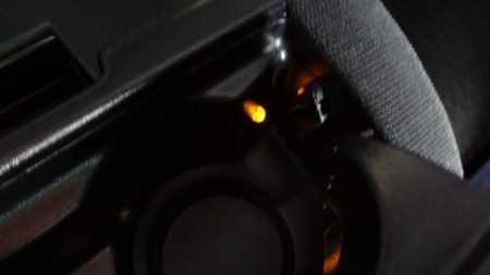 ドリンクホルダ LED照明
