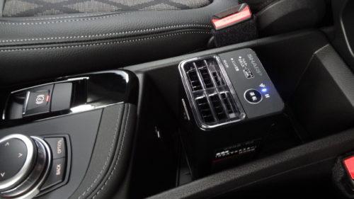 プラズマクラスター イオン発生器  シャープ IG-C20 を車で使う改造 BMW X1 F48