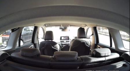 前後側面 ドライブレコーダー 後部前方カメラ