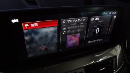 iDrive バージョン ID6 音楽ライブラリ